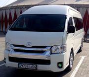 пассажирские перевозки ,  аренда и прокат микроавтобусов