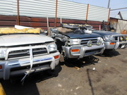 АВТОРАЗБОР Toyota  Hilux Surf 185 130 оригинальные б/у запчасти.