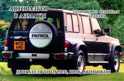 двигатель на Nissan Patrol Y60 – Safari