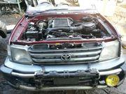 АВТОзапчасти Toyota Land Cruiser Prado 95 авторазбор