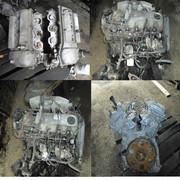 Двигатель с коробкой НА Mitsubishi Montero Sport