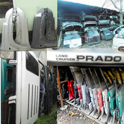 ПО Kузову на Toyota L C Prado, Hilux Surf , 4Runner