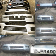 Бампера передние задние на Toyota L C Prado 150. 120. 95 .78 бу